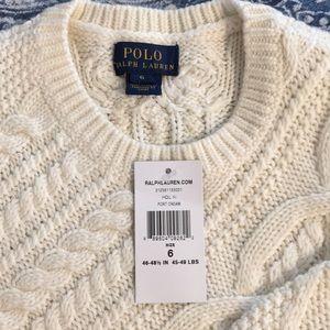 Polo by Ralph Lauren Shirts & Tops - POLO RALPH Lauren kids sweater